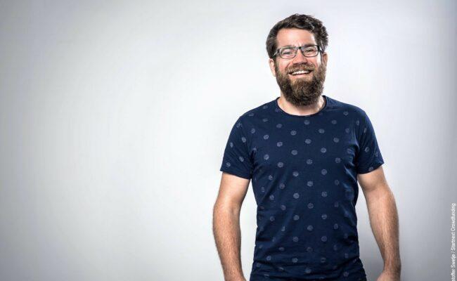 Picture of Markus Sauerhammer