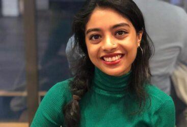 Pictuure of Sadhana Sanjay
